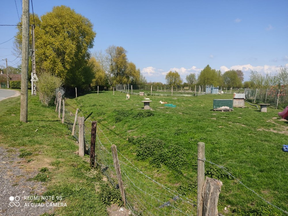 Aire camping-car à Crotoy (80550) - Photo 2